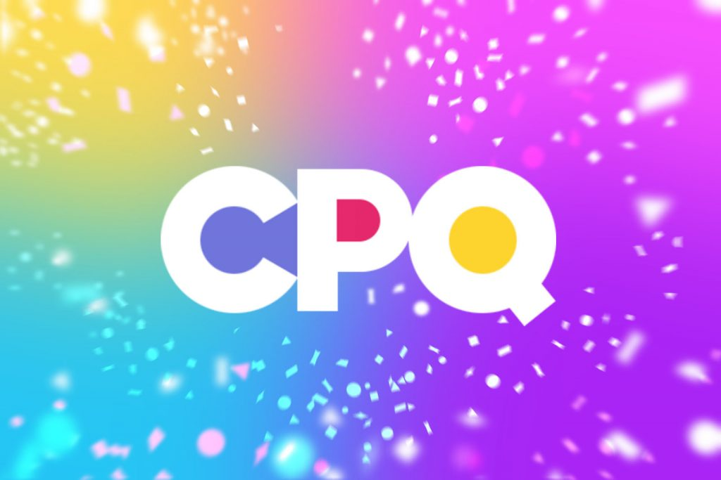 The Crowdpurr CPQ Logo